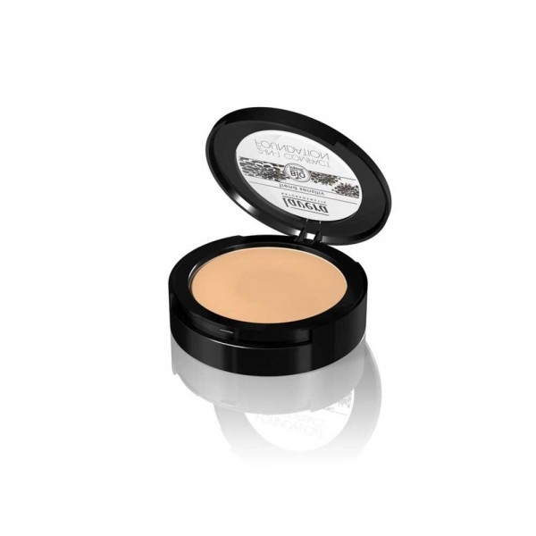 2-In-1 Compact Foundation - Honey 03