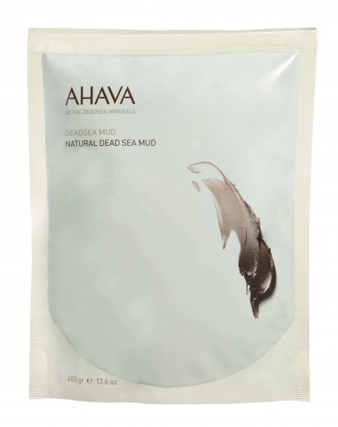 Natural Dead Sea Body Mud, 400g
