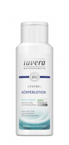 Neutral Körperlotion
