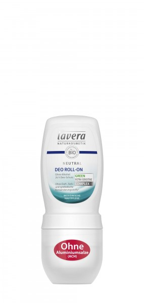 Neutral Deo Roll-On Bio-Nachtkerze