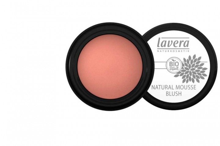 Natural Mousse Blush - Soft Cherry 02