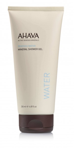 Mineral Shower Gel, 200ml