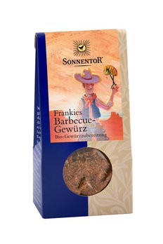 Frankies Barbecuegewürz bio Packung