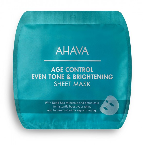 Age Cont. Even Tone & Bright. Sheet Mask