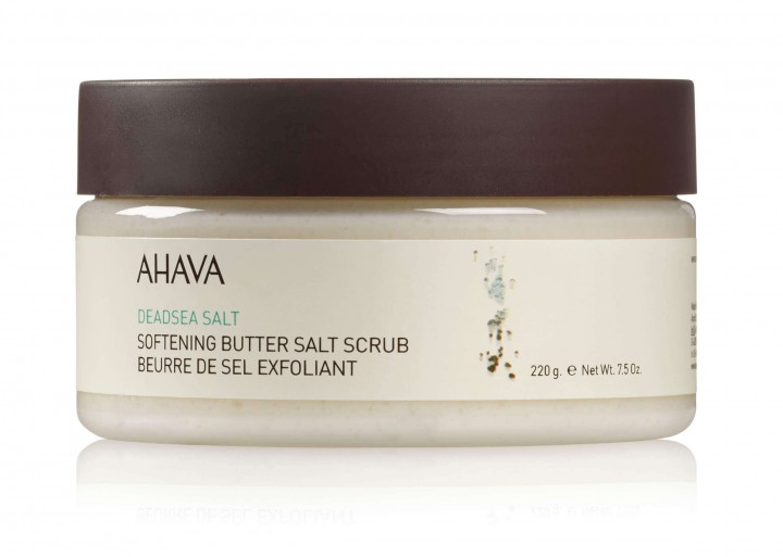 Softening Butter Salt Scrub, 235g