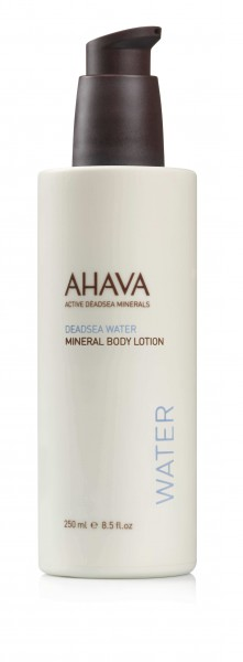 Mineral Body Lotion, 250ml