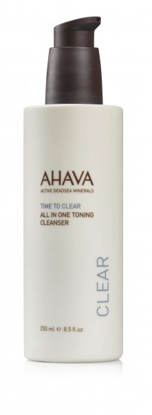 All in 1 Toning Cleanser, 250ml