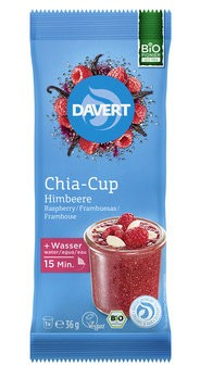 Chia-Cup Himbeere 36g